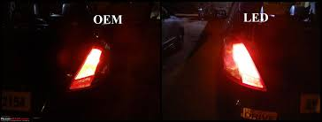 where can i get my tail light fixed diy install led tail lights indicators in the maruti swift team bhp