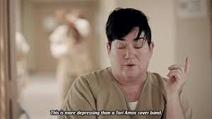 Orange Is The New Black Meme - best orange is the new black gifs popsugar entertainment