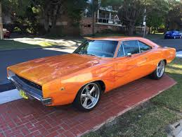 dodge charger 1970 for sale australia 1968 dodge charger rt clone for sale carlton south wales