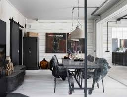 Industrial House by Diamond In The Rough Swedish Industrial Chic U2013 Renovate