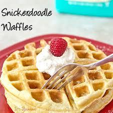 Fun Breakfast For Dinner Ideas Ham And Cheddar Waffles Recipe Its Yummi