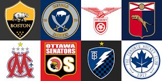 Soccer Hockey Meme - soccer style crests for each nhl team album on imgur