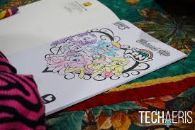 painting lulu coloring books review easily combine real coloring