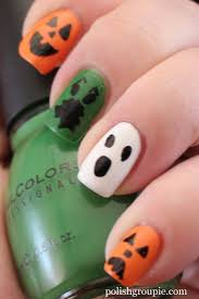 69 best holloween fall nail art images on pinterest fall nail
