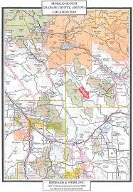 Blm Land Map Arizona by Morgan Ranch Maps Graham County Az