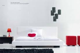 Architecture And Home Design Luxury Italian Bedroom Inspiration - White and red bedroom designs