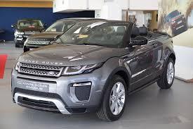 luxury range rover į lietuvą užsuko u201erange rover u201c kabrioletas delfi auto