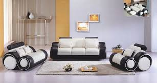 alluring modern living room sets black black and white living room
