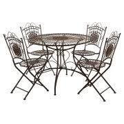 Wrought Iron Patio Furniture by Wrought Iron Patio Sets