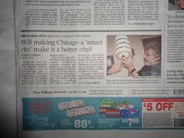 Seeking Chicago Chicago Tribune Chicago Seeking Smart City Tech Solutio Flickr