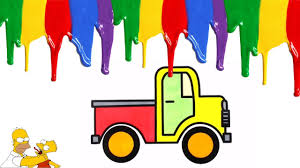 drawing car step by step how to draw car for kids learn to