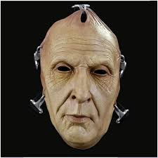 saw jigsaw death mask halloween mask horror mask mad about
