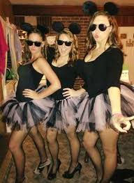 3 Blind Mice Costume Last Minute Halloween Costume Ideas Three Blonde Blind Mice