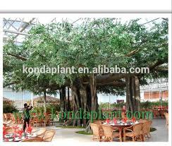 cheap customized outdoor indoor decorative artificial banyan tree