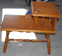 Old Furniture Antique Brown Finished Wooden Repurposed Furniture For Old Fashion
