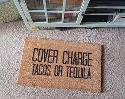 funny doormats funny doormat etsy