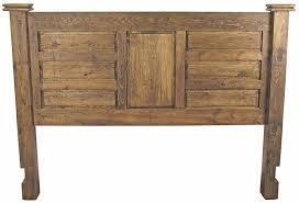 Rustic Pine Nightstand Rustic Pine Lodge Panel Headboard Queen Or King