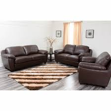 Livingroom Sets by Wonderful Looking Genuine Leather Living Room Sets Nice Design