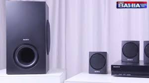 samsung ht c550 home theater system home theater sony dav tz135 youtube