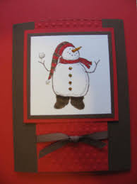 easy craft crafts speech room style easy handmade snowman