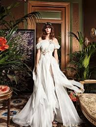 Boho Wedding Dresses Yolancris Boho Chic Bridal Collection
