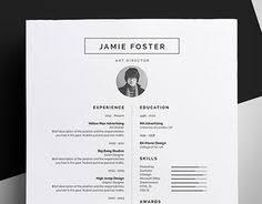 70 well designed resume examples for your inspiration resume cv