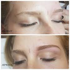 tatouage sourcils poil par poil sourcils missdelph beauté maquilleuse et esthéticienne