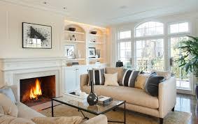 Living Room Built In Living Inspiring Built In Bookshelves For More Functional Storage