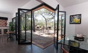 Interior Folding Glass Doors Lanai Doors Bifolding Glass Walls And Folding Doors Systems