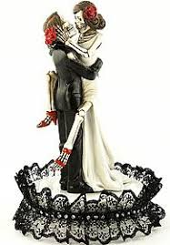 day of the dead wedding cake topper wholesale wedding accessories