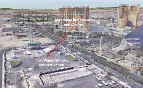 mass shooting in las vegas how it happened washington post