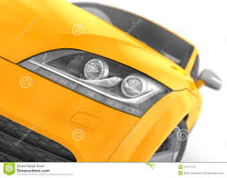 audi headlights poster audi tt headlight element stock illustration image of german