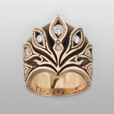 big rings online images Phoenix ring gold rings by bigblackmaria online boutique oz jpg