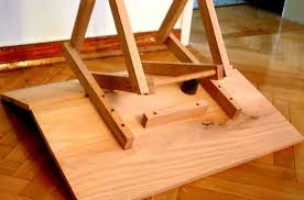 Woodworking Projects Pdf Free by Incredible Wood Folding Table Plans Diy Folding Wooden Picnic