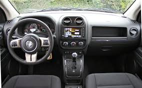 review on jeep compass 2013 jeep compass latitude 4x4 test motor trend