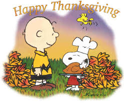 peanuts thanksgiving clipart free clipartxtras