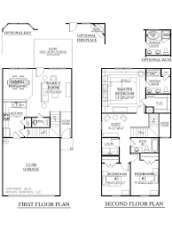 3 bedroom duplex plans for narrow lots house that dont look like