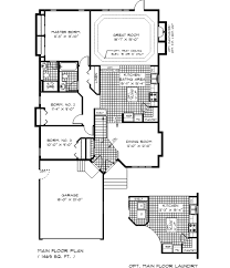 bungalow floor plans 1400 square foot bungalow floor plans homes zone