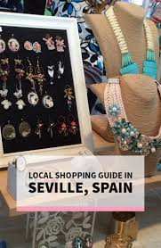 shopping guide the local shopping guide for seville spain