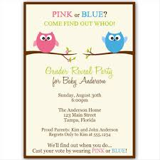 gender reveal invitation template captivating gender reveal party invitations as prepossessing ideas
