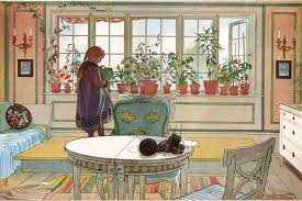famous artist carl larsson and his wife karin designed their home