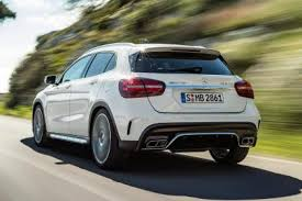 mercedes amg gla 45 2017 review auto express