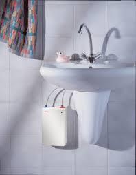 durchlauferhitzer küche durchlauferhitzer effizienter warmwasserbereiter für küche und bad