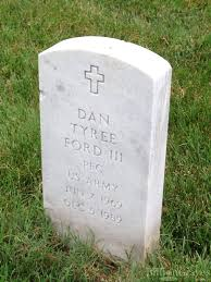 grave site of dan tyree ford iii 1969 1989 billiongraves