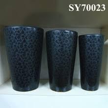 tall outdoor glazed ceramic planter tall outdoor glazed ceramic