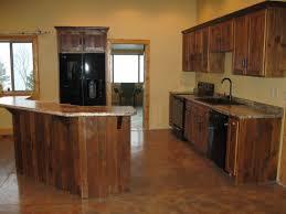 barnwood kitchen island ci rustic elegance old barn wood kitchen island cabinets pg rend