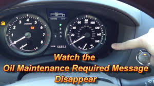 lexus service schedule how to reset oil maintenance required light lexus es350 youtube