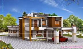 Kerala Home Design October Awesome Modern Flat Roof House Plans 27 Pictures House Plans 15502