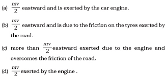 class 11 important questions for physics u2013 laws of motion