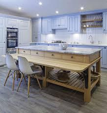 free standing island kitchen units kitchen islands free standing wooden kitchen units qonser island